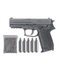 Norica 15000202. Pack Pistola NAC 1702 29318/38123