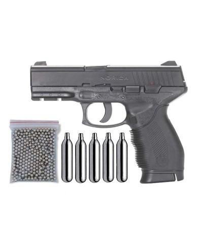 Norica 15000201. Pack Pistola NAC 1701 29318/38123