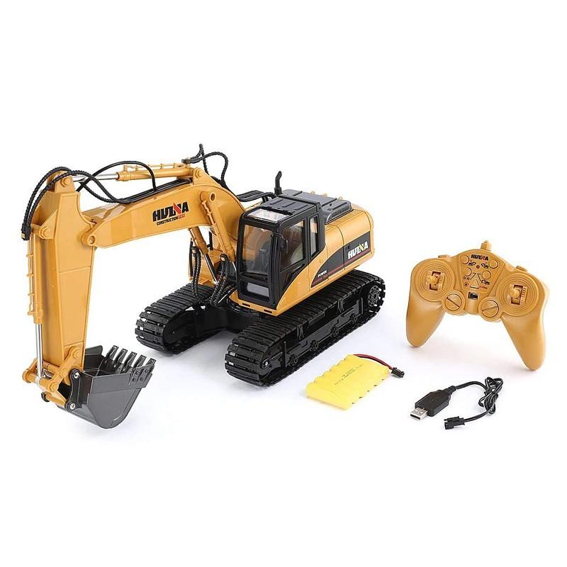 Modelimport 001550. 1/14 Excavadora de Cadenas