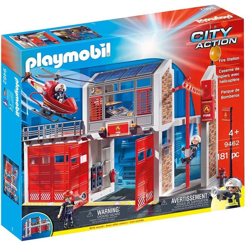 Playmobil 9462. Parque de Bomberos