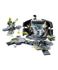 Playmobil 9250. Centro de Mando del Dr.Drone