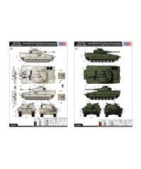 Hobby Boss 82475. 1/35 Tanque CV90-40C Sueco