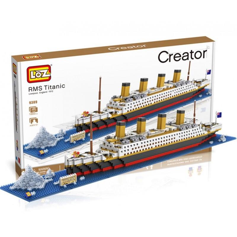 Loz 9389. Barco RMS Titanic