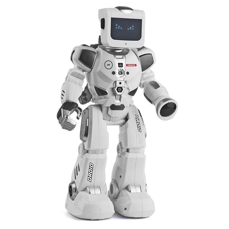 Ninco NT10040. Robot Droid Programable