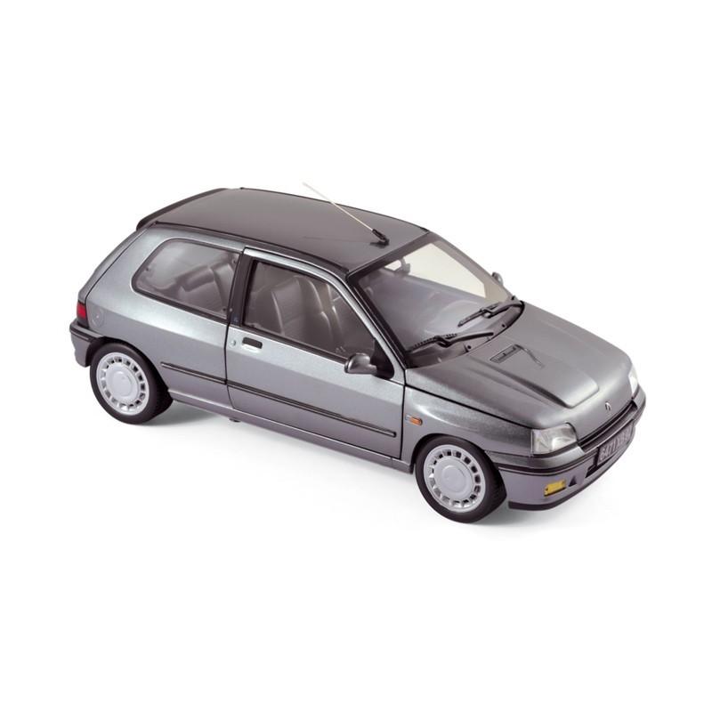 Norev 185234. 1/18 Coche Renault Clio 16S 1991 Gris
