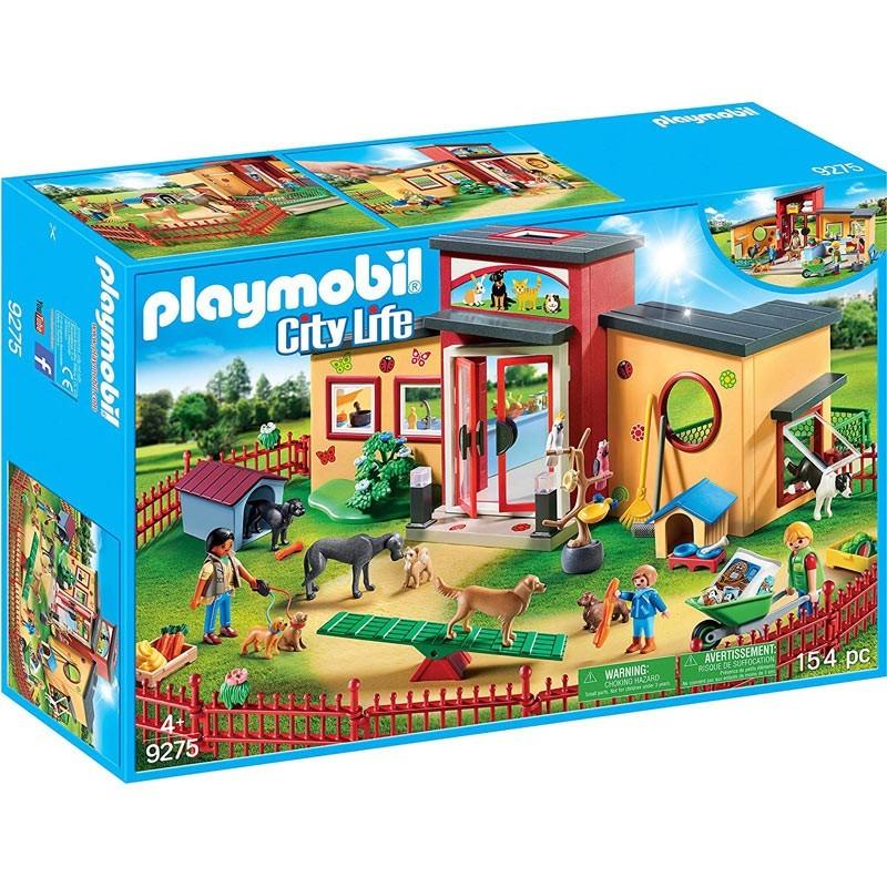 Playmobil 9275. Hotel de Mascotas