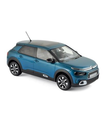 Norev 181660. 1/18 Coche Citroën C4 Cactus 2018 Azul