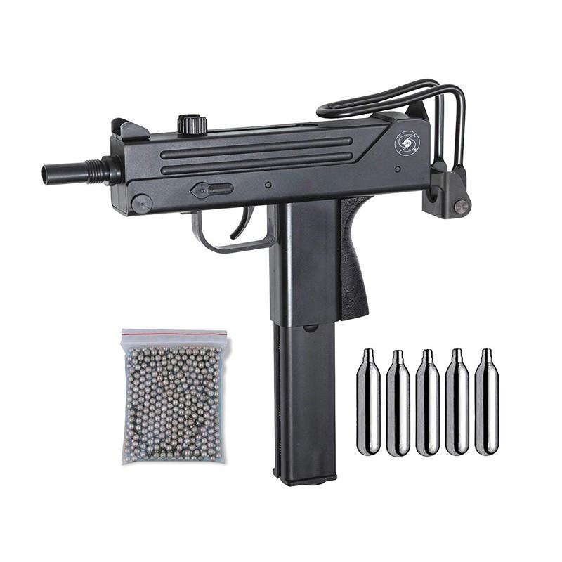ASG 18522. Pack Subfusil Cobray Ingram M11