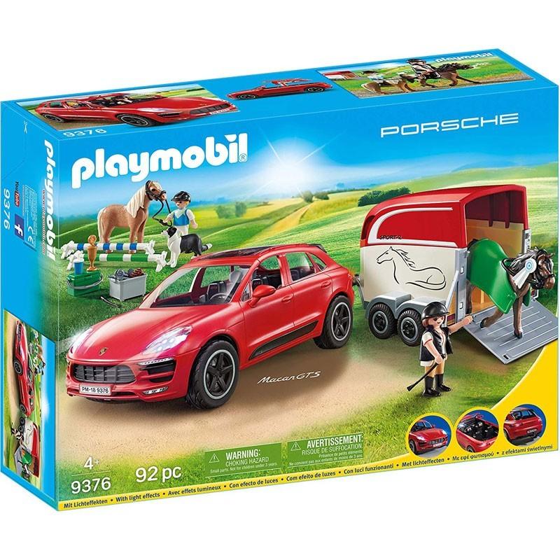 Playmobil 9376. Porsche Macan GTS