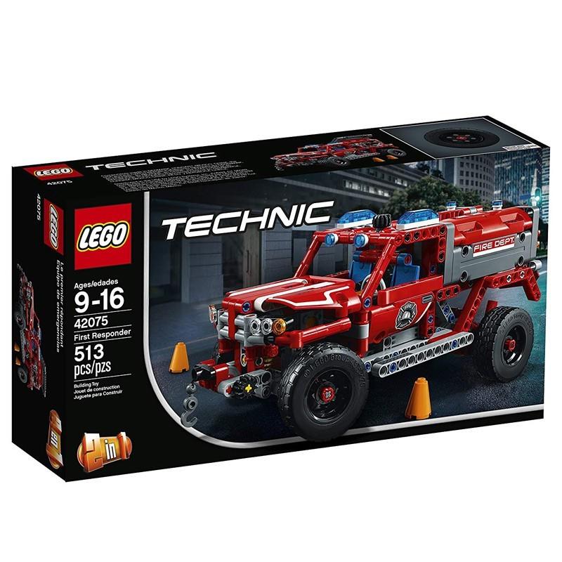 Lego 42075. Equipo de Primera Respuesta