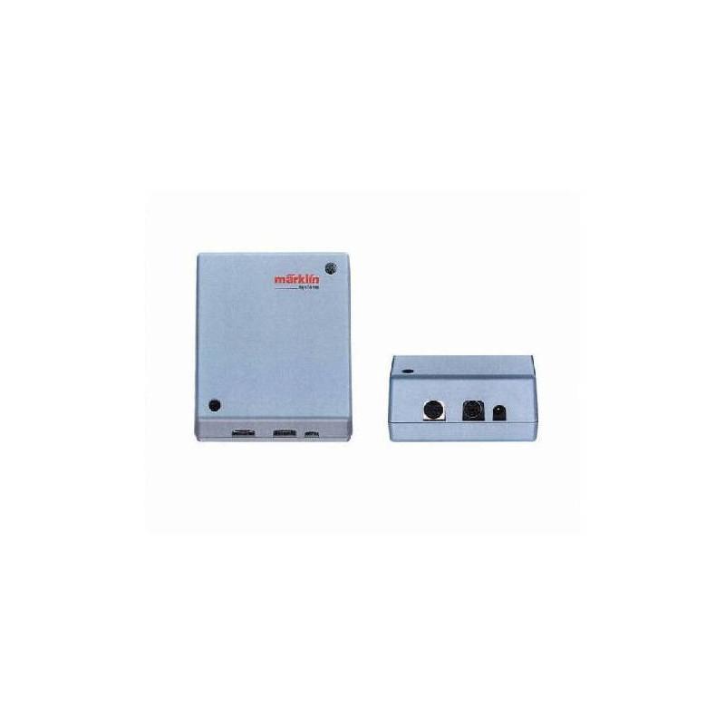 60115. Marklin DIG-S Caja de conexiones Mobile Escala HO
