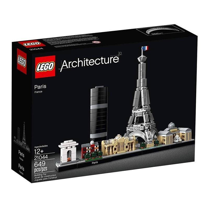 Lego 21044. París