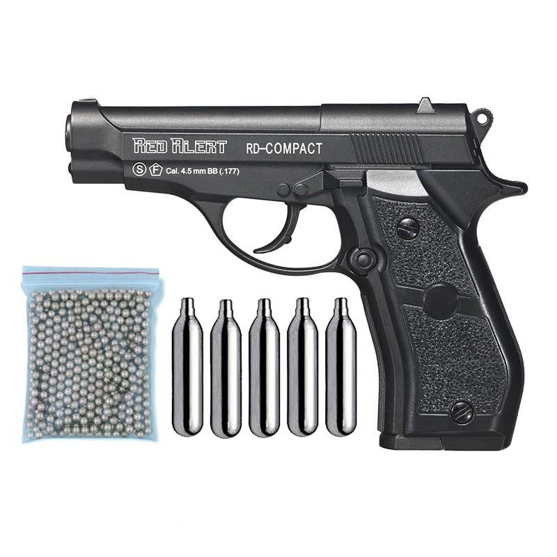 Gamo 111646. Pack Pistola RD-Compact 29318/38123