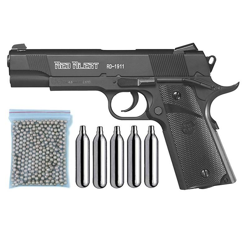 Gamo 111645. Pack Pistola RD-1911 29318/38123