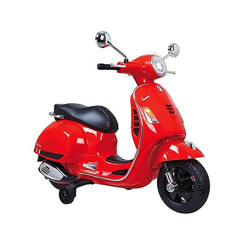 Jamara 460348. Moto Vespa Roja