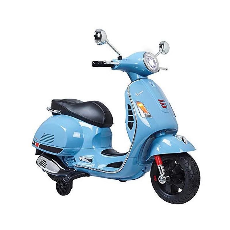 Jamara 460347. Moto Vespa Azul