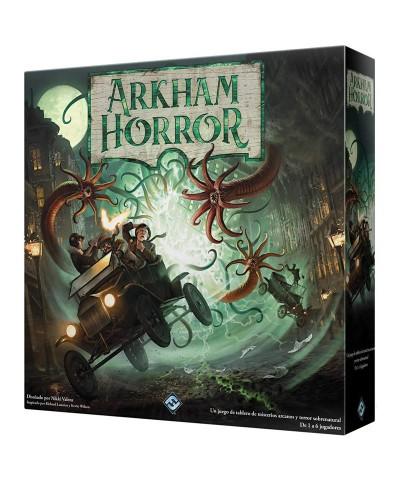 Asmodee AHB01ES. Arkham Horror
