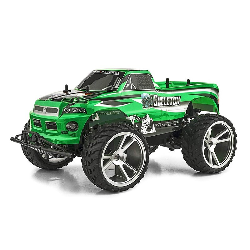 Ninco NH93057. 1/10 Coche Skeleton Monster Truck