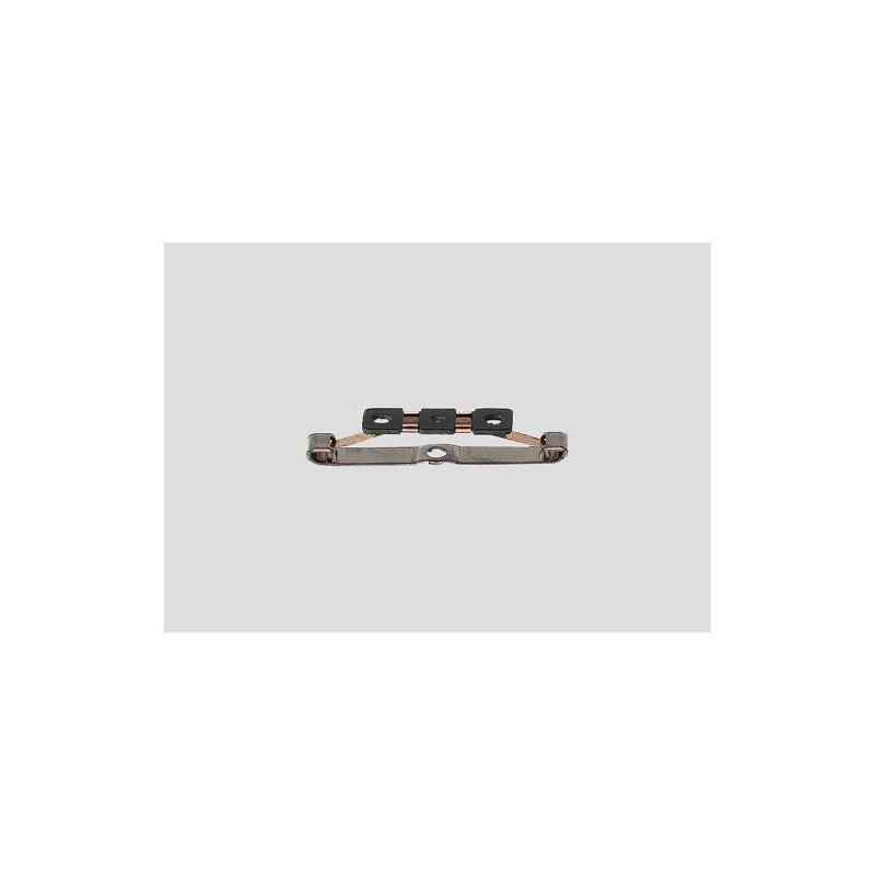 7175. Marklin Patin de contacto 42mm Escala HO 2 unidades