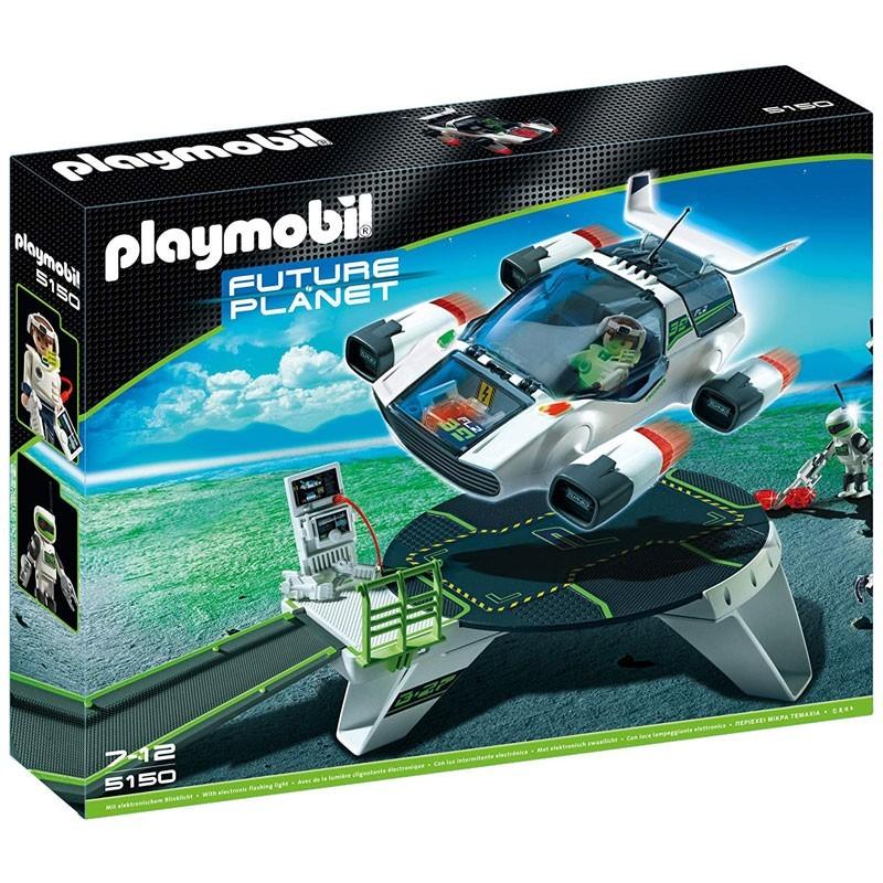 Playmobil 5150. E-Rangers Turbonave