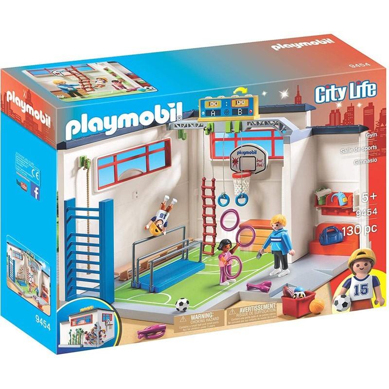 Playmobil 9454. Gimnasio