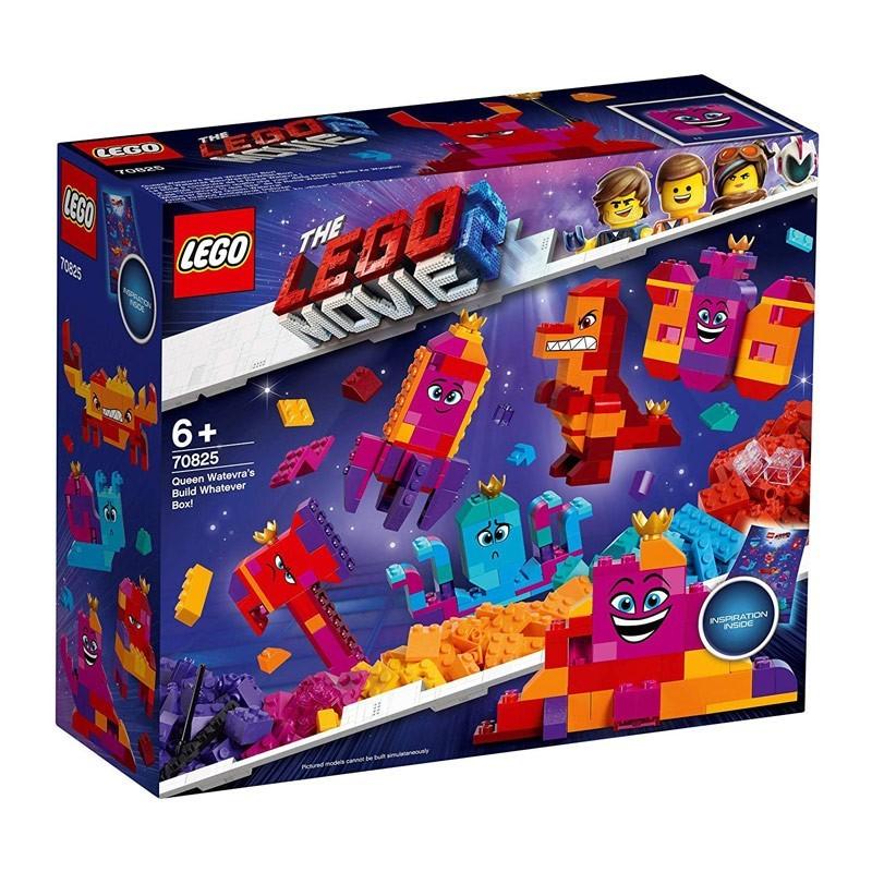 Lego 70825. Caja Construye lo que sea de la Reina Soyloque