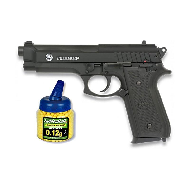 Martínez 38275. Pack Pistola Taurus PT92 BAX 21993