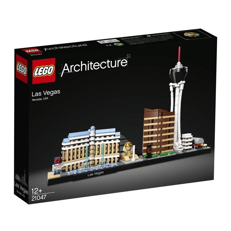 Lego 21047. Las Vegas