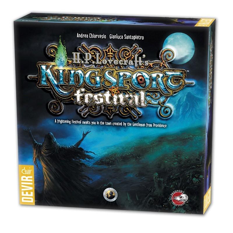 Devir BGKIPOF. Kingsport Festival