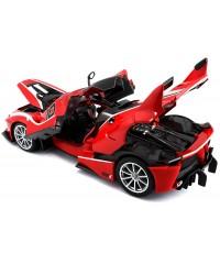 Bburago 16004. 1/18 Coche Ferrari FXX K Nº 10 Rojo Negro