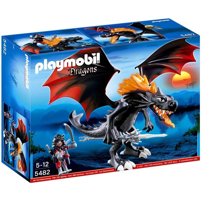 Playmobil 5482. Dragón Gigante con Fuego