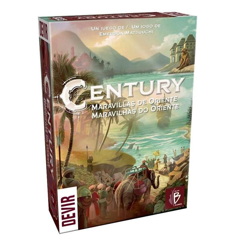 Devir BGCENMA. Century: Maravillas de Oriente