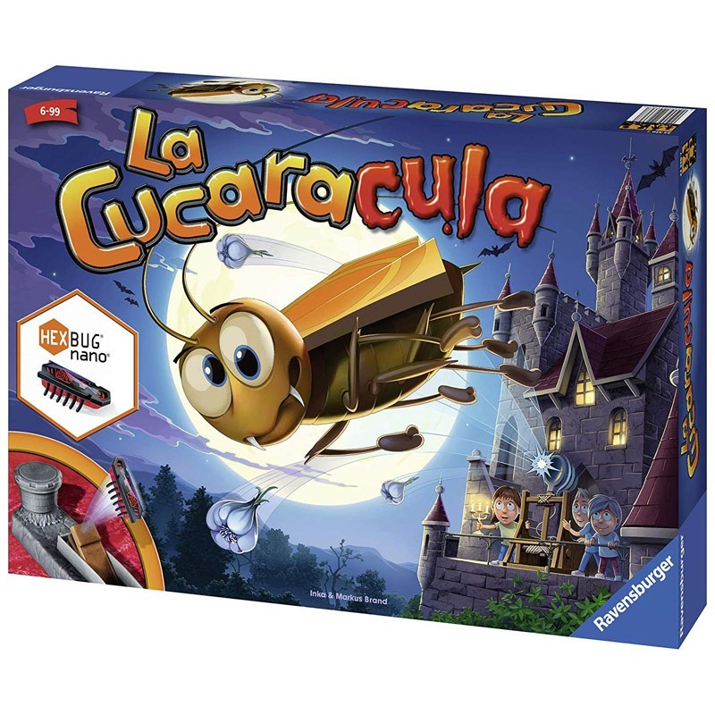 Ravensburger 22336. La Cucarácula