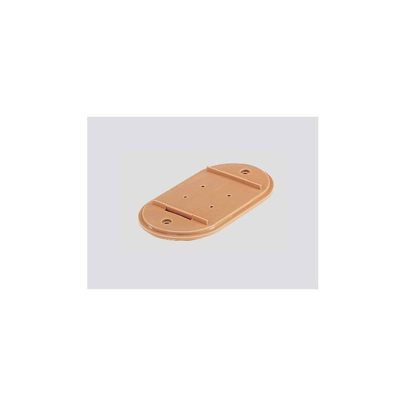 7250. Marklin Puente Placa Base 2.5mm Escala HO