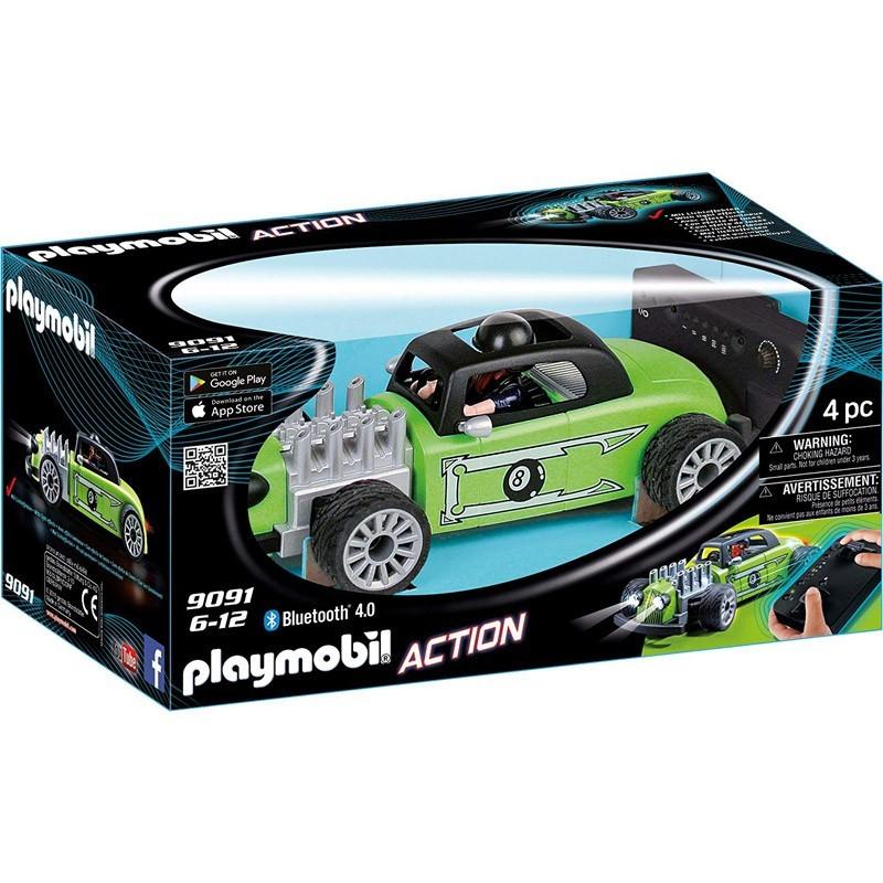 Playmobil 9091. Racer Rock & Roll RC