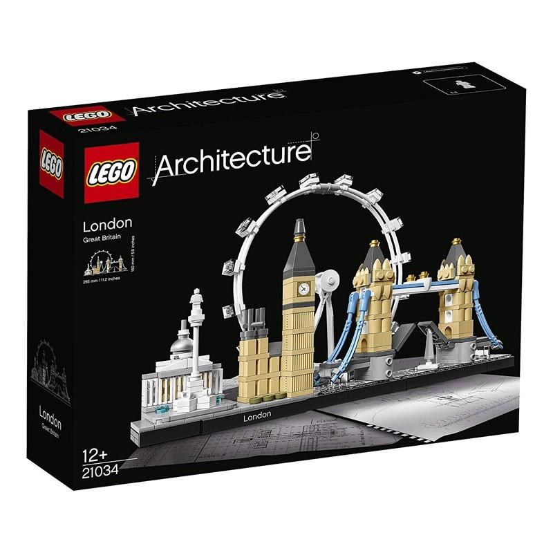 Lego 21034. Londres