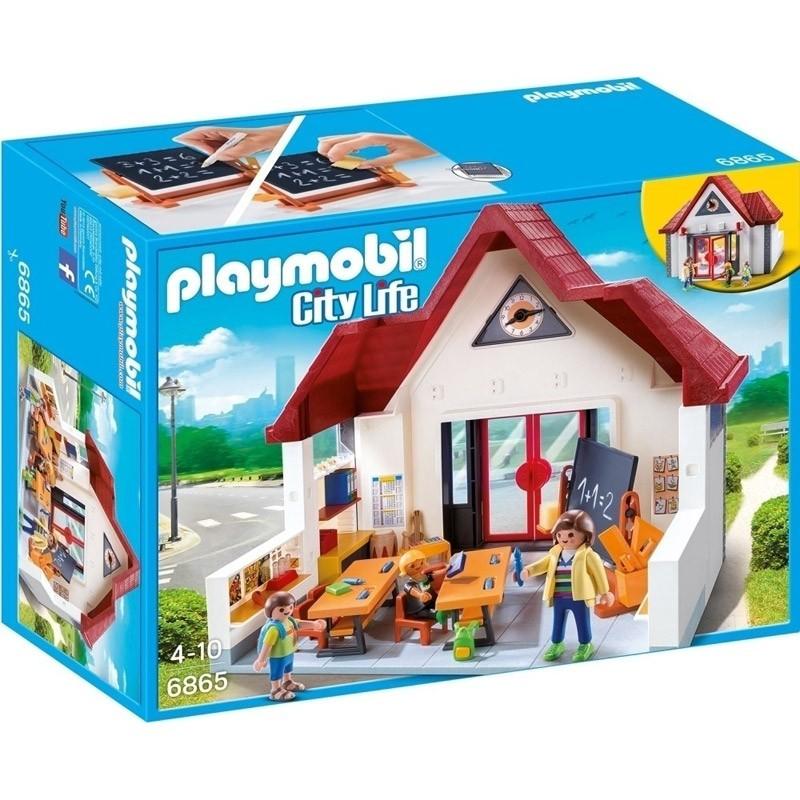 Playmobil 6865. Colegio