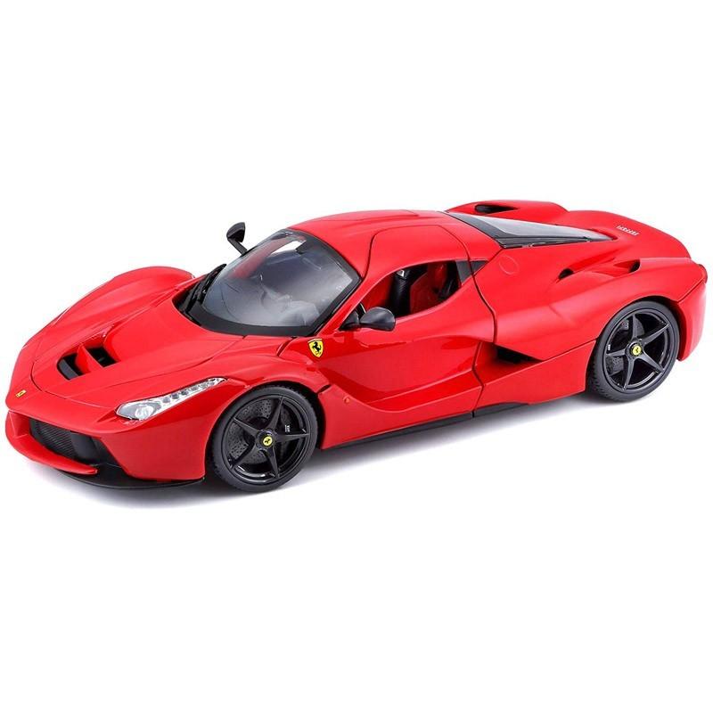 Bburago 16002. 1/18 Coche Ferrari LaFerrari Rojo