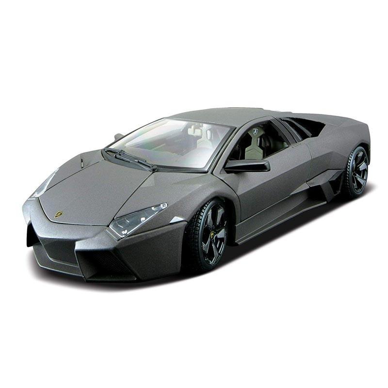 Bburago 11029. 1/18 Coche Lamborghini Reventón Gris Oscuro