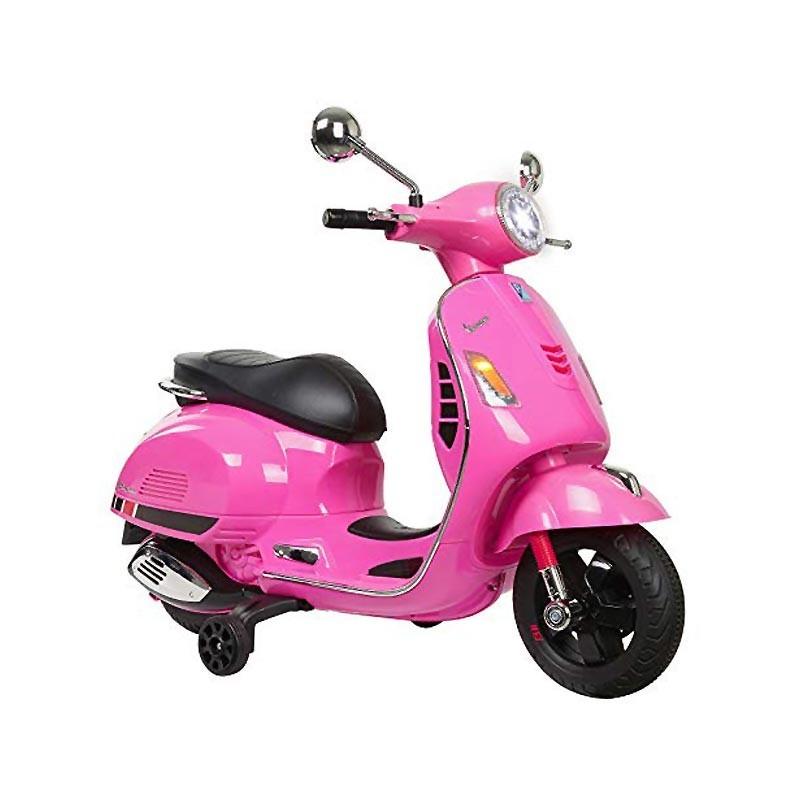 Jamara 460349. Moto Vespa Rosa