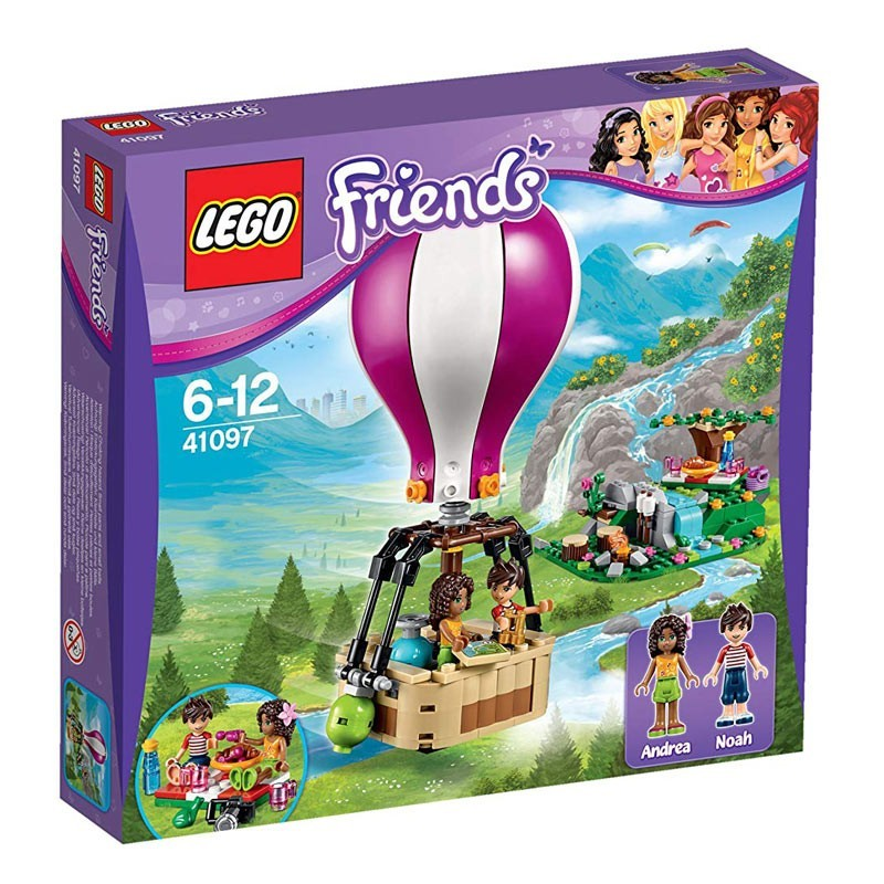 Lego 41097. El Globo de Heartlake
