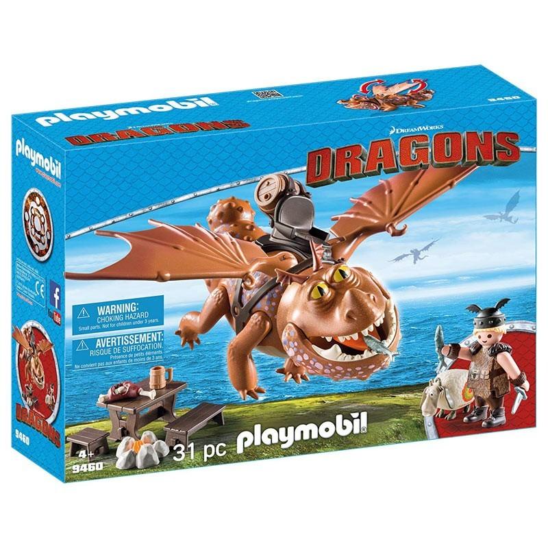 Playmobil 9460. Barrilete y Patapez