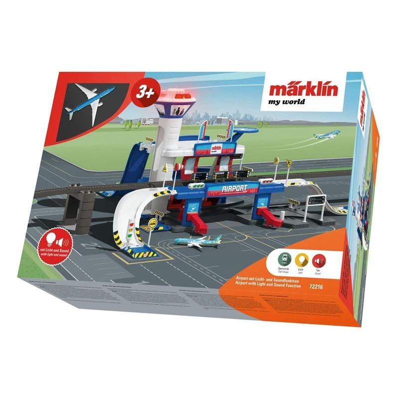 Marklin 72216. Edificio del Aeropuerto