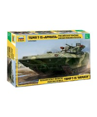 Zvezda 3681. 1/35 Vehículo TBMPT T-15 Armata