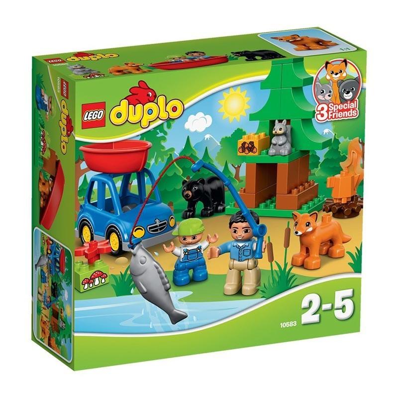 Lego 10583. El Bosque: Vamos a Pescar