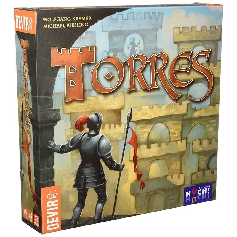 Devir BGTORRES. Torres