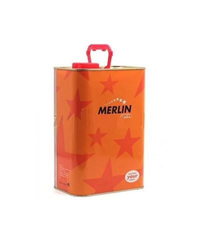 Merlín 55L. Combustible 5% Nitrometano 5L