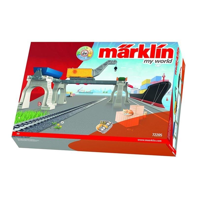 Marklin 72205. Muelle de Carga