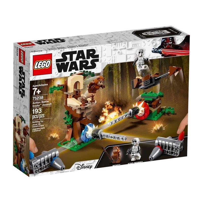 Lego 75238. Asalto a Endor
