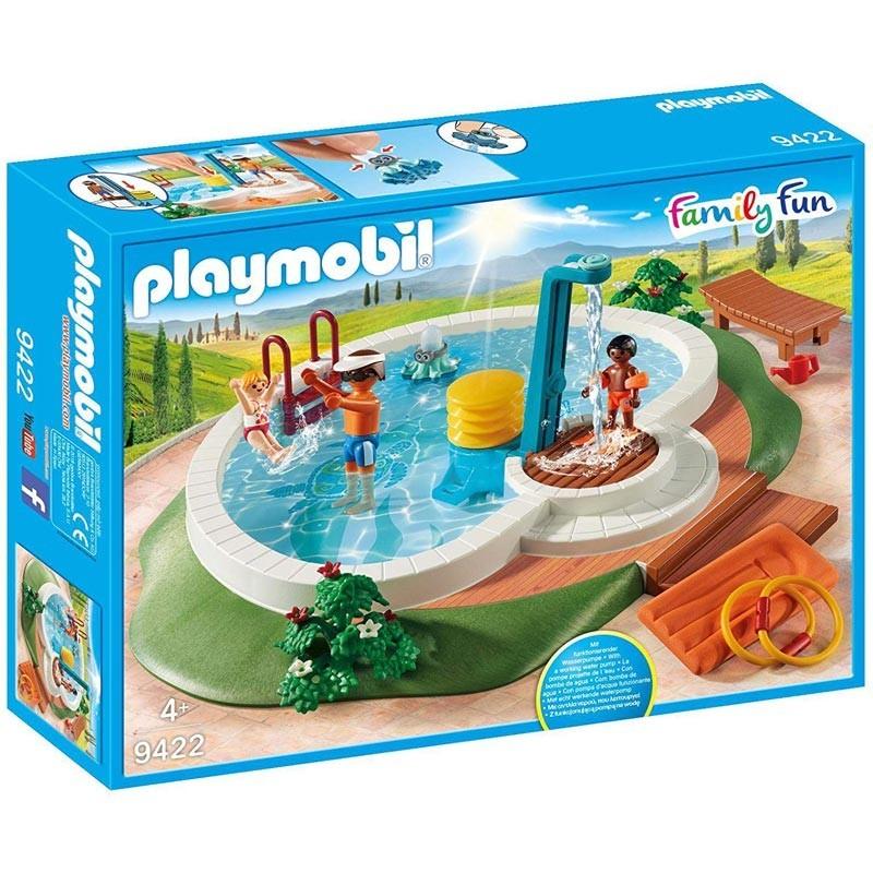 Playmobil 9422. Piscina